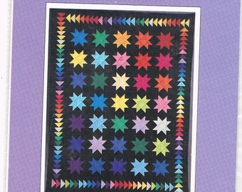 Starry, Starry Night Quilting Pattern to Quilt