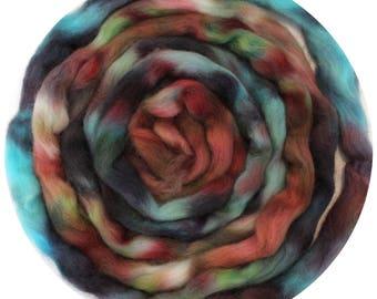 Icelandic Wool Top Hand Dyed 100g 3.5oz  IC8