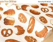 Japanese Fabric Bread TRIPLE gauze - OW - 50cm
