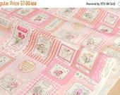 Japanese Fabric - Yuwa Spring Garden - pink - 50cm