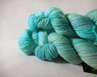 "Old School Merino Worsted Weight yarn in ""Patina"" by AnniePurl"