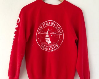 San Francisco Yacht Club Pullover