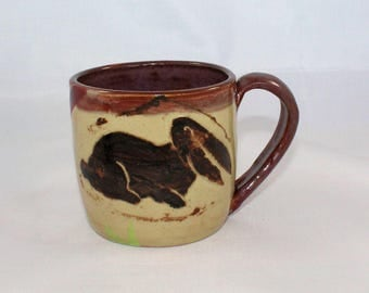 Rabbit Ceramic Mug
