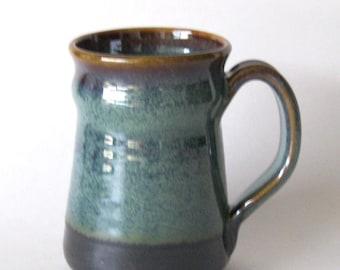 Stoneware Coffee Mug - Ponderosa Glaze