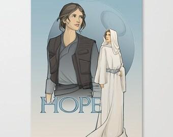 Hope Medium Print (Item 03-383-BB)