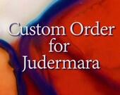 Custom Order for Judermara by Kathy Morton Stanion EBSQ