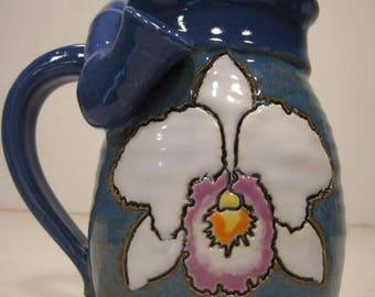 Orchid  * Wake and Bake  Mug....  MUG and a PIPE.... AWESOME !!!  .......   A99