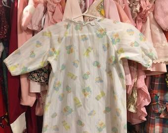 Flannel Night Gown 18/24 Months