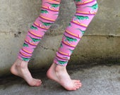 Roller Skating Dinosaur Leg or Arm Warmers for Boys and Girls - Baby, Toddler Legs - Kid, Tween Legs or Arms - Birthday or Baby Shower Gift