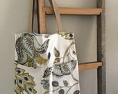 Farmhouse fields Vintage Inspired Tote bag