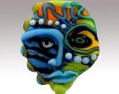 Aardvark's PISTACHIO TIFFIN Mask Bead