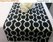 ON SALE TODAY Geometric Runners Colors Table runner Black Brown Grey Yellow Purple Navy Blue Teal Orange Geometric Circles sidney Wedding Br