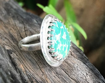 KingmanTurquoise Ring