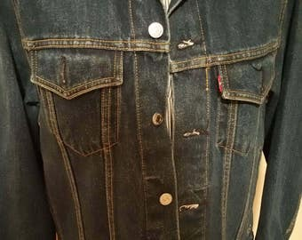 Mens large Levi & Strauss Co. button up.