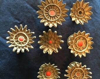 Tharu Bir Plugs Nepal Himalaya Asian Ear Ornaments Ear Plugs