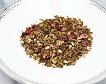 Organic Herbal Tea - Enliven: Peppermint Ginger