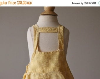 ON SALE 1940s Rompovers Fish Overalls >>> Size 12 Months