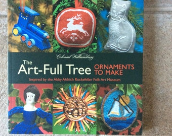 The Art-Full Tree Ornaments to Make