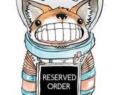 Reserved Order for Ramses