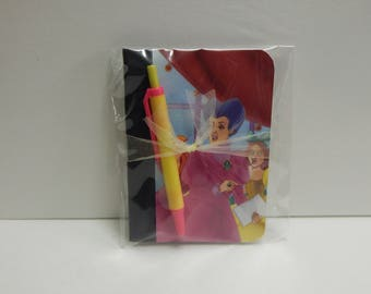 Up cycled MINI Composition Book Disney Cinderella