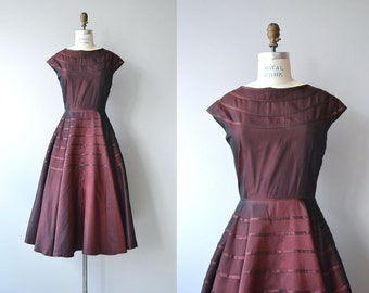 New Myth dress | vintage 1950s dress | 50s party dress