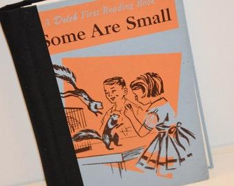 Upcycled Blank Book--Children's Reader