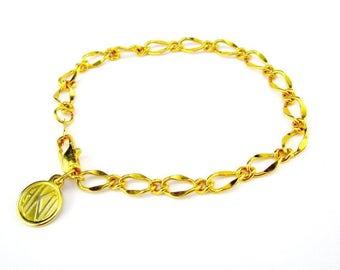 Anne Klein Bracelet Gold tone Link