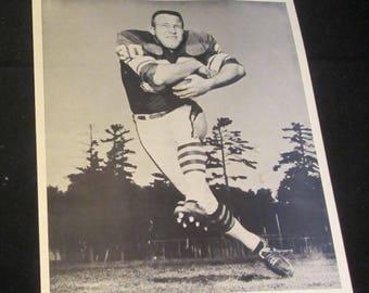 Bill Brown 8x10 Press Photo Vintage 1960's  Minnesota Vikings