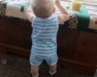 Baby Boy Short Outfit//Baby boy Clothes//Tank top and Shorts//Summer Boy Outfit