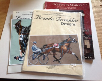 Horse counted cross stitch patterns