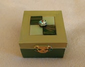 Dream Box Olivine