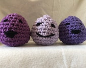 3 x custom crochet toys for Ryan I - cute toy
