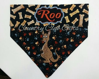 Dog Bandana | Dog accessory | No dip dog bandana | personalized dog bandana | Custom Dog Bandana