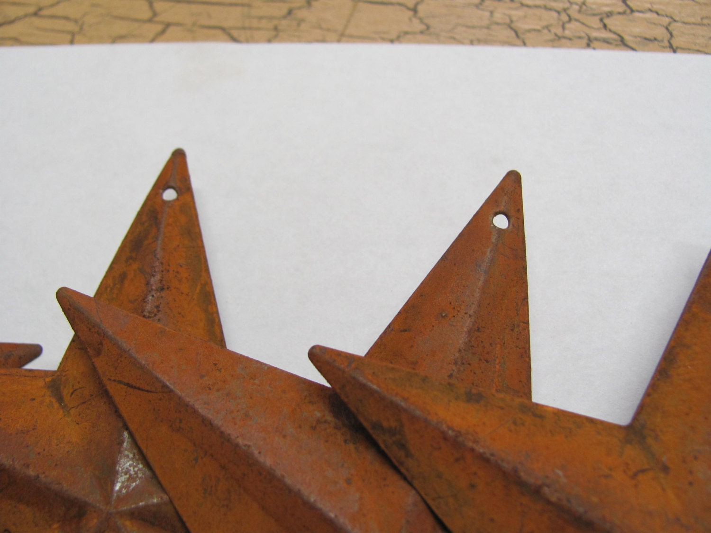 Rusty tin craft supplies -  5 00