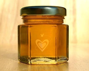 Unusual Corporate Honey Gifts , Event Favors and Corporate Event Gifts - 24 2oz. Honey Favors