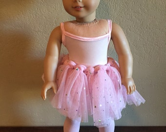 18 Inch Doll Clothes Isabel Inspired Dance Recital Outfit Ready to Ship