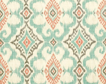 Covington Kantha surf, curtain panels, extra long drapes, custom drapes, Designer drapes,