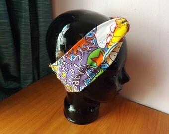 Rugrats Faux Knot Turban Style Headband