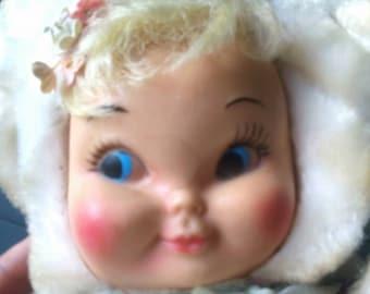 Vintage Sleep Over Pajama Doll