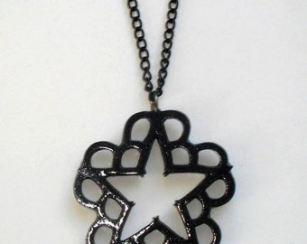 Black Veil Brides inspired necklace