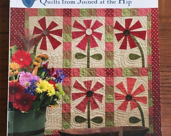 FOLK-ART FAVORITES, Quilts From Joined At The Hip, That Patchwork Place Quilting Book