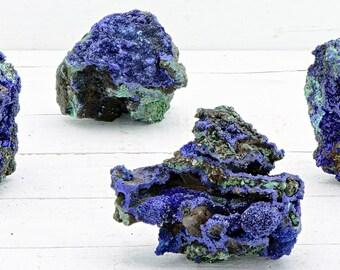 Azurite Raw Gemstone - Stone for Psychic Power