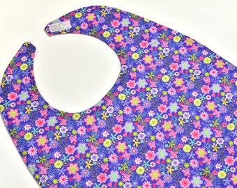 Ladies Adult Bibs For Clothes Protector Special Needs Gift For Grandma, Senior Elderly Bib Gift, Teen Women, Nursing Home