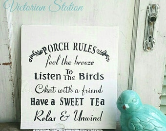 Porch sign,wood,reclaimed,country,cottage,shabbychic