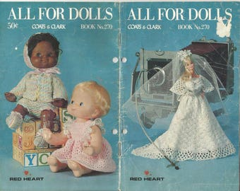 C&C #270 All For Dolls 1978