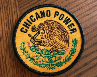 Chicano Power - Patch