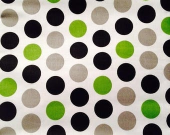 SALE Mothers DAY SALE Nursing Cover dots lime green grey black With Pockets Other Styles Available Check My Shop