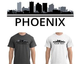 Az t shirt etsy for Custom t shirts phoenix az