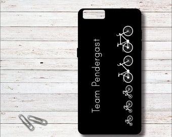 Bike Cell Phone Case, Personalized Phone Case, Father's Day, Mother's Day, Bikes, Bicycles, Cell Phone Cover