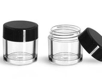 7ml plastic containers. 40 count. Lip balm..Salve
